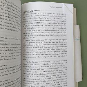 Buhner babesia materia medica Cryptolepis