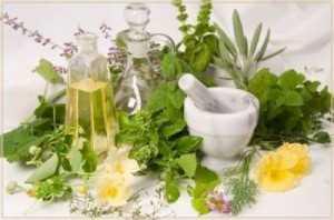 Лечение природными средствами